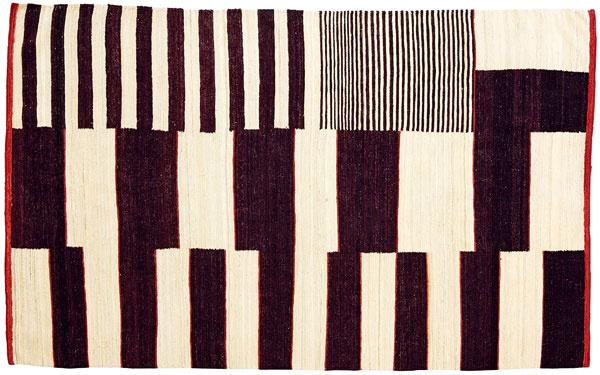 Ručne tkaný koberec Medina zafganskej vlny, Nanimarquina, 170 × 240 cm, 1 860 €, Konsepti