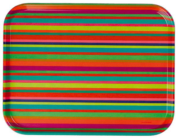Podnos Classic Trays, Vitra, mimoriadne odolný plast, rôzne motívy, 52,80 €, Konsepti