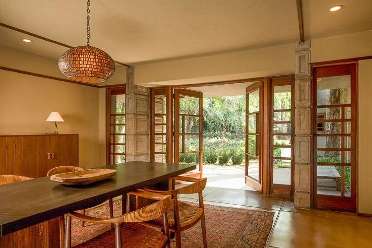 Millard House od Franka Lloyd Wrighta