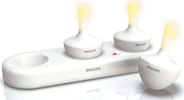 Set troch plávajúcich svetiel AquaLight do vane, ktoré imitujú svetlo sviečky, 39 €, www.mall.sk