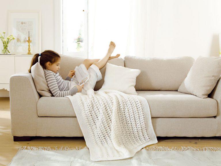 10 interiérových tipov,  ktoré môžete upliesť auháčkovať