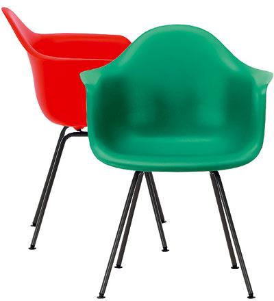 Plastová stolička TOM VAC, dizajn Ron Arad, Vitra, 264 €, Konsepti