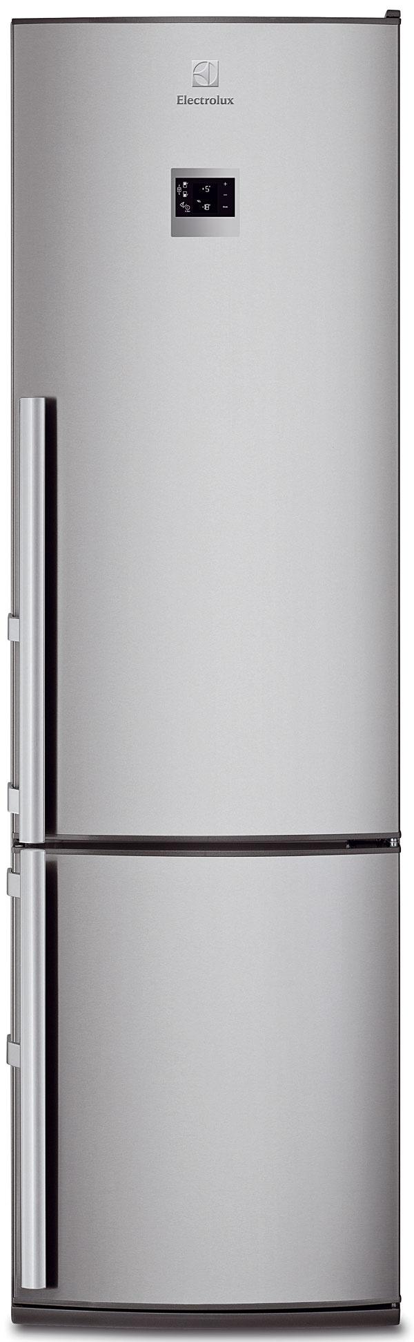 Electrolux EN3887AOX, energetická trieda A++, spotreba 246,1 kWh/rok, objem 280/78 l, FrostFree, TwinTech sfunkciou MultiFlow – optimálna vlhkosť, hlučnosť 42 dB, filter TasteGuard, 59,5 × 201,9 cm, 1 049 €