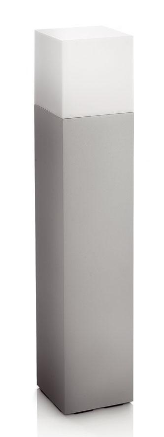Stĺpikové svietidlo Branche, Philips, hliník, 39,8 × 8 × 8 cm, napätie 220 – 240 V/50 – 60 Hz, IP44, 69 €, Jorvik