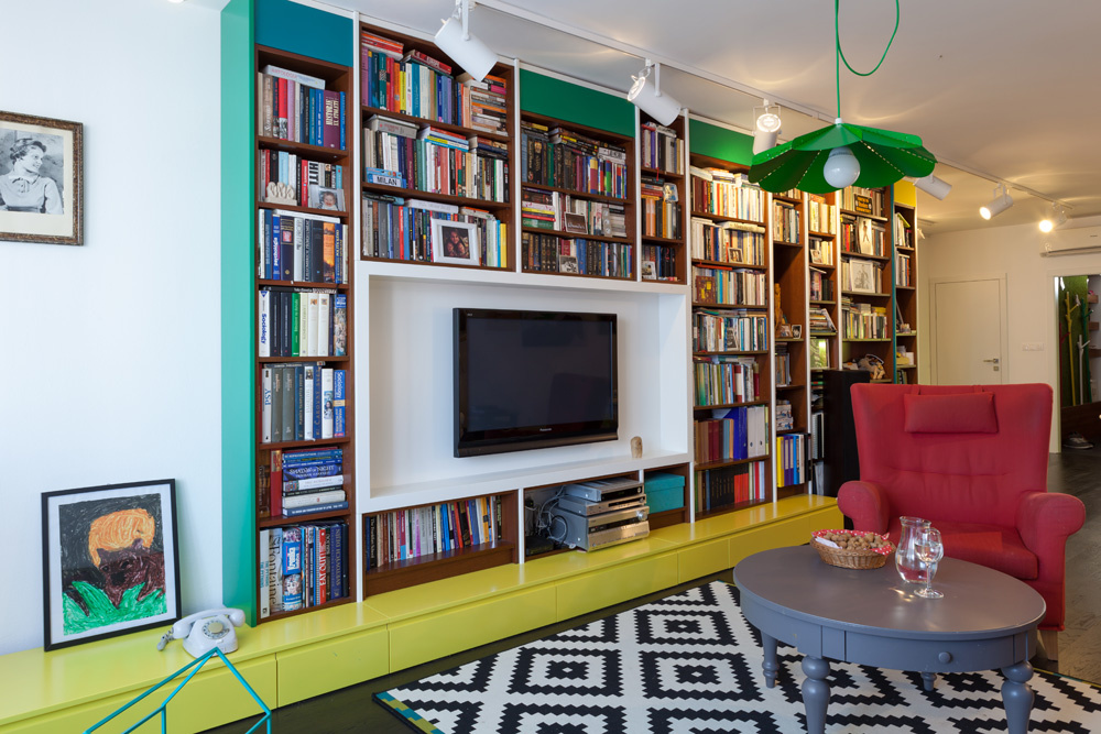 Hravá rekonštrukcia 3-izbového bytu mladej rodiny v Bratislave