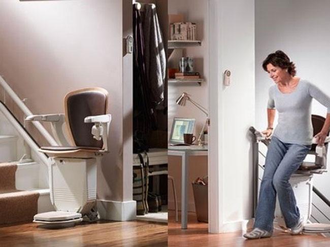 Schodiskové sedačky a plošiny zvyšujú kvalitu života