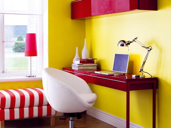 Ako vymaľovať izbu čo najjednoduchšie