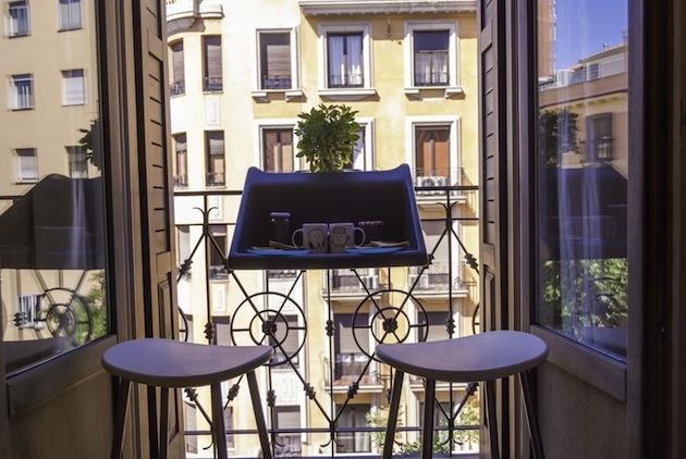 Balkonzept - vynález, ktorý vám ušetrí miesto na balkóne