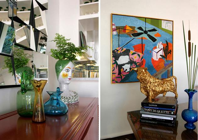 Zamerané na detail: farebné a vzorované inšpirácie do interiéru