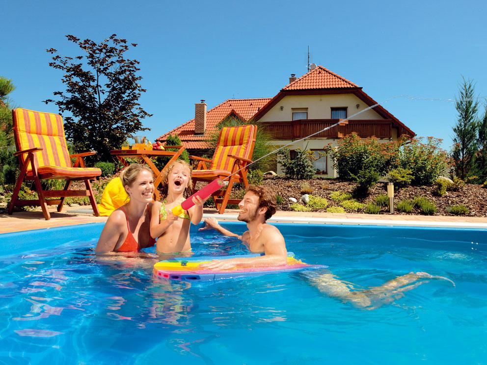 8 užitočných rád, ako správne umiestniť bazén