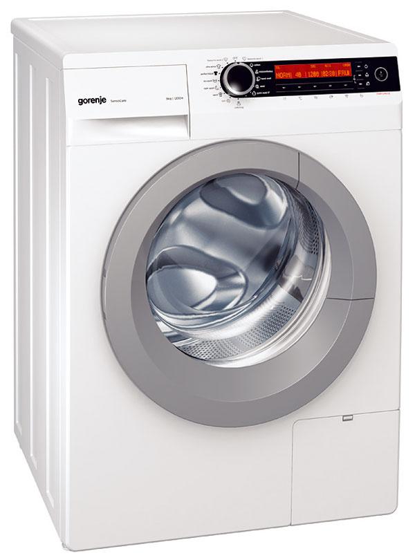 GORENJE W 9825 I Kapacita: 9 kg Energetická trieda: A +++ Odstreďovanie: 1 200 ot./min. Najrýchlejší program: 0:17 min.