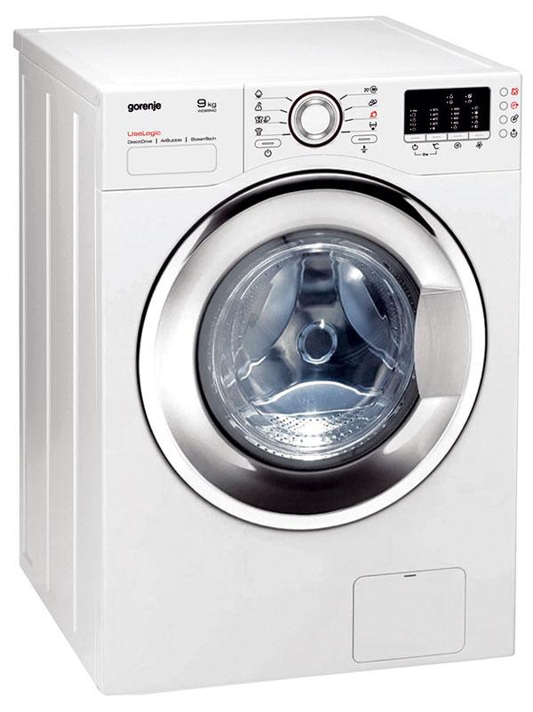 GORENJE WD 95140 Kapacita: 9 kg Energetická trieda: A Odstreďovanie: 1 400 ot./min. Najrýchlejší program: 0:20 min. Najnižšia teplota: studená, 30 °C