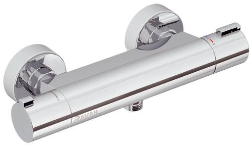 Nástenná sprchová termostatická batéria, 162 €, Ravak