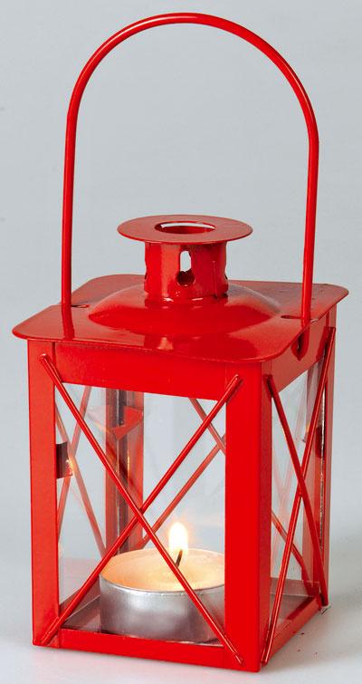 Lampáš na čajovú sviečku, kov asklo, 11 × 6 × 6 cm, 1,69 €, kika