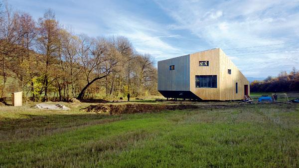 Ako sa stavia pasívny dom – 6. časť – Čistička vody a separačná toaleta