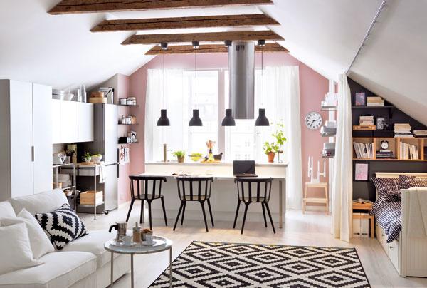 Svojský prístup ktvorbe bytového dizajnu majú škandinávske krajiny. Ich domáci dizajnéri vyjadrujú prirodzený vzťah kprírode atradičným hodnotám, ale vspojení súčelnosťou avlastným štýlom. Vznikla tu funkčná tradícia, kde sa tradičné technológie výroby aplikujú na moderné materiály.