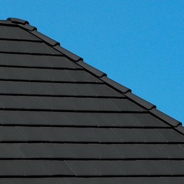 Čisté línie súčasnej strechy