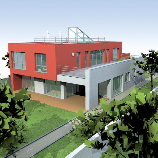 Pasívny dom v slovenskej realite: Inteligentný dom znamená ďalšie úspory: 6. časť