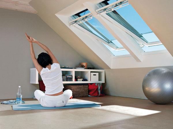 Kvalitne presvetlený priestor pod strechou teraz za nižšiu cenu