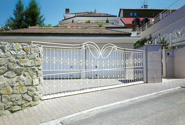 Brandenburské brány – odpoveď