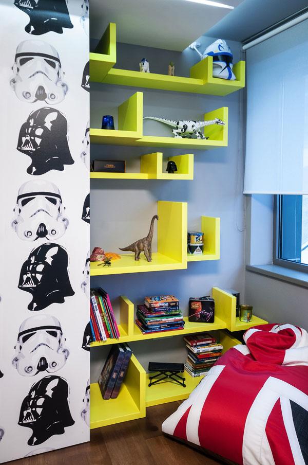 Detské izby ako zrozprávky