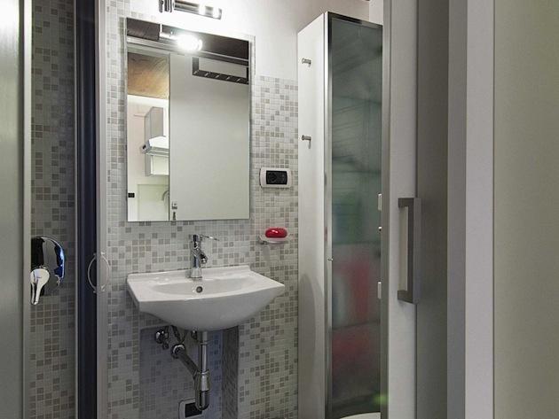 Kúpelňa, sprchovací kút