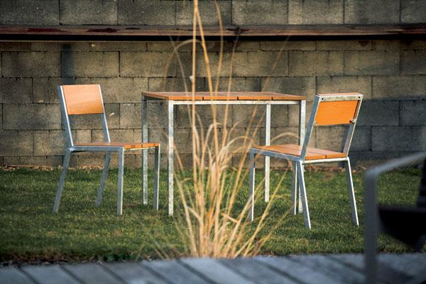 Záhradný nábytok ako inšpirácia