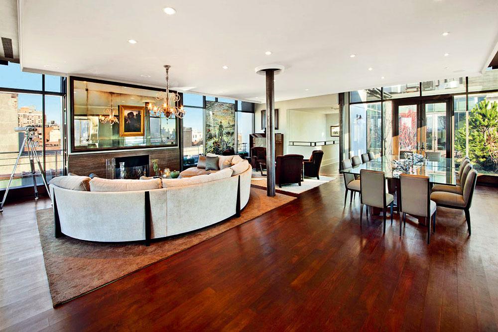 Jon Bon Jovi predáva svoj úchvatný strešný byt