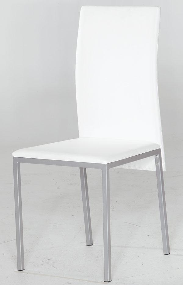 Stolička Emma, imitácia kože, 24,90 €, kika