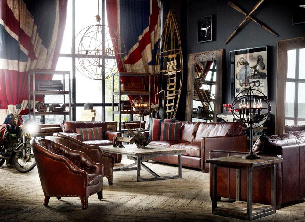 Ako vyzerá byt s klasickým britským interiérom