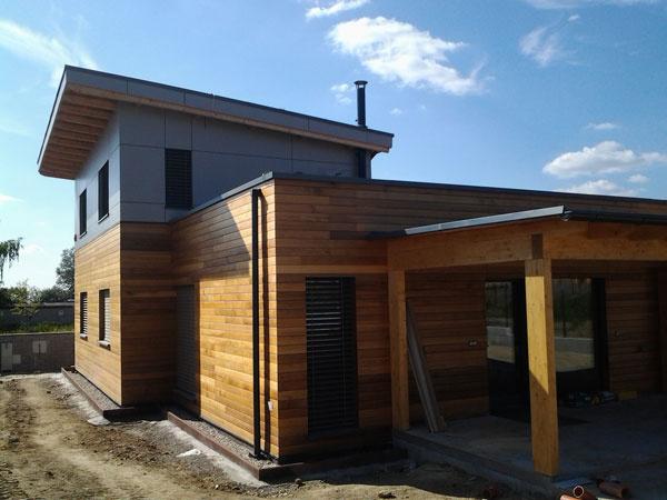 Príďte si pozrieť nízkoenergetické domy ForDomu na Dni drevostavieb