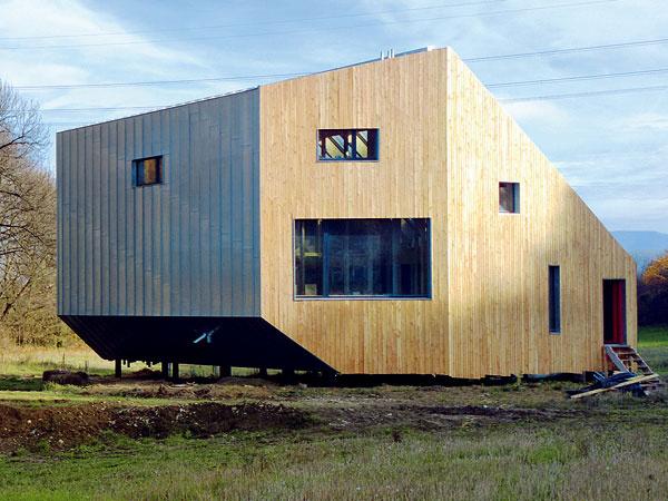 Ako sa stavia pasívny dom – 7. časť – Steny a podlaha