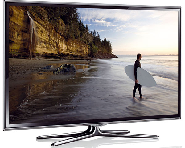 1x LED Televízor Samsung
