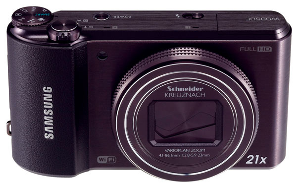 1x Fotoaparát Samsung WB850