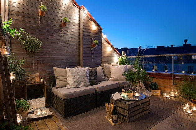 Pôsobivý byt v škandinávskom štýle zaujme na prvý pohľad