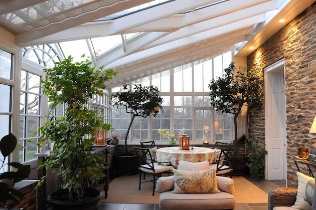 15 inšpirácií ako si presvetliť interiér