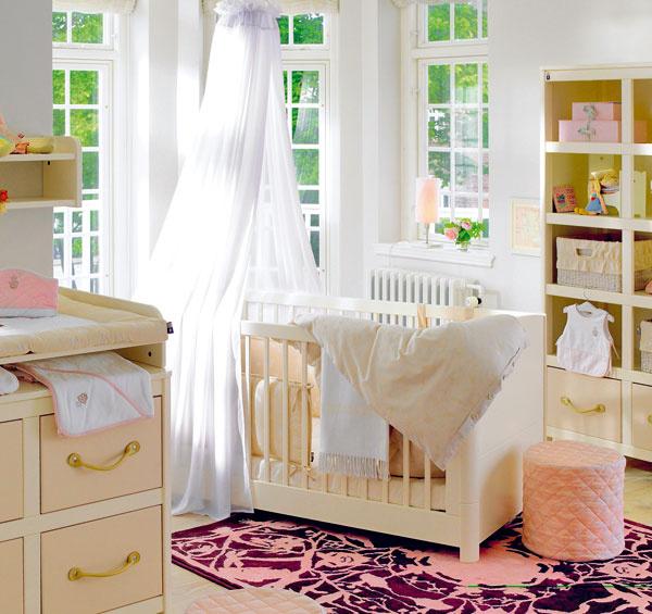 Ako zariadiť detskú izbu pre bábätko, dorast a študenta