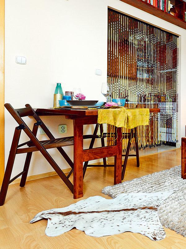 Premena malej obývačky s rozpočtom 1700 €