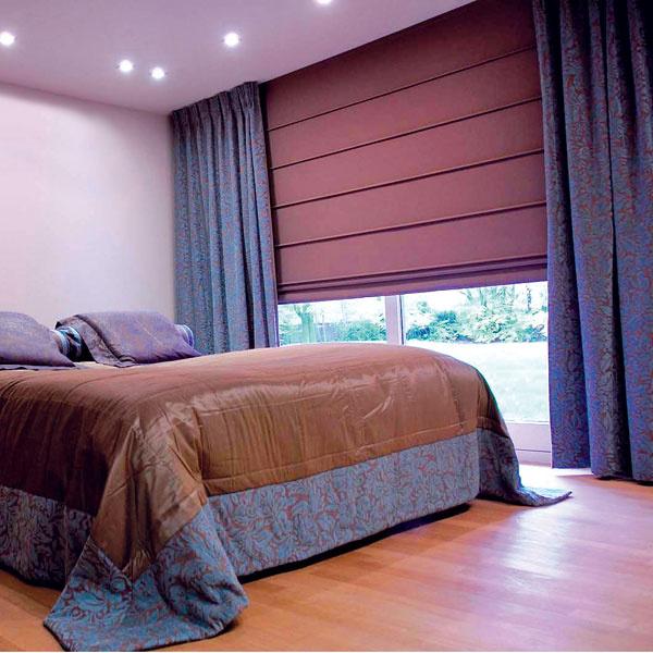 Rímske rolety Romantické rolety, ktoré dodajú miestnosti atmosféru, urobia zokien estetickú súčasť interiéru amôžete ich prať.