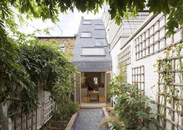 Najužší dom v Londýne po rekonštrukcii. Nasťahovali by ste sa?