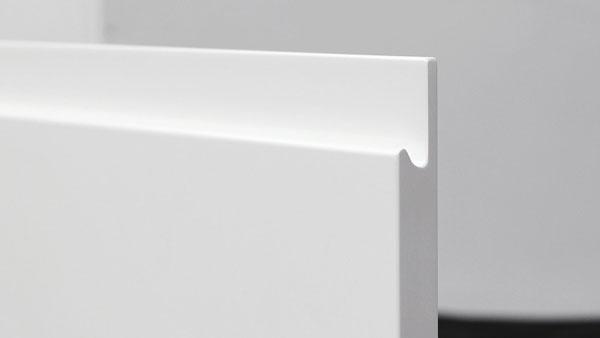 Kuchyňa SYKORA Pure – detail dverí