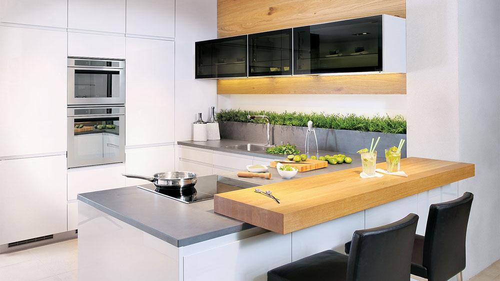 Kuchyňa SYKORA Pure: Čisté línie a dokonalá harmónia na celý život
