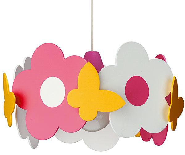Závesná lampa Iridia od firmy Massive, sklo, drevo, E27, 75 W, 130 × 42 × 42 cm, 80 €