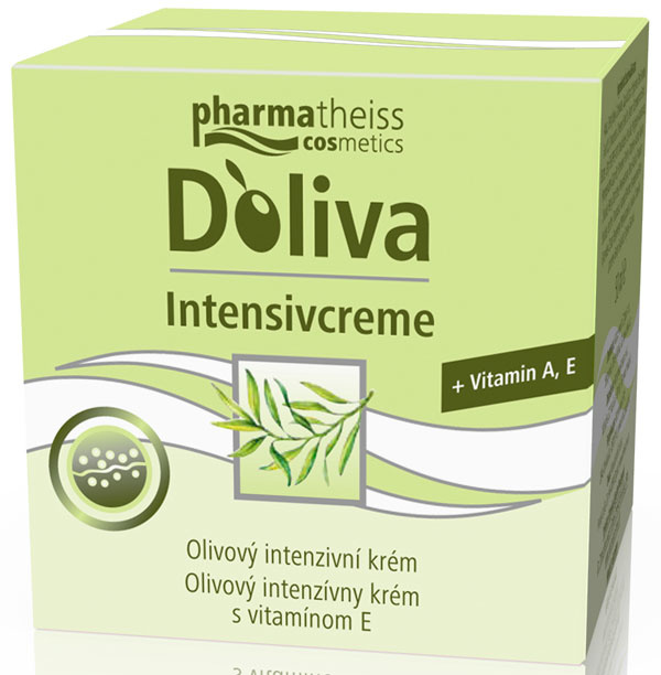 Doliva Intensivcreme + vitamin A, E