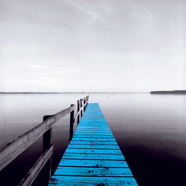 Obraz, fotografia, tlač na plátne, 70 × 70 cm, 87,60 €, kika
