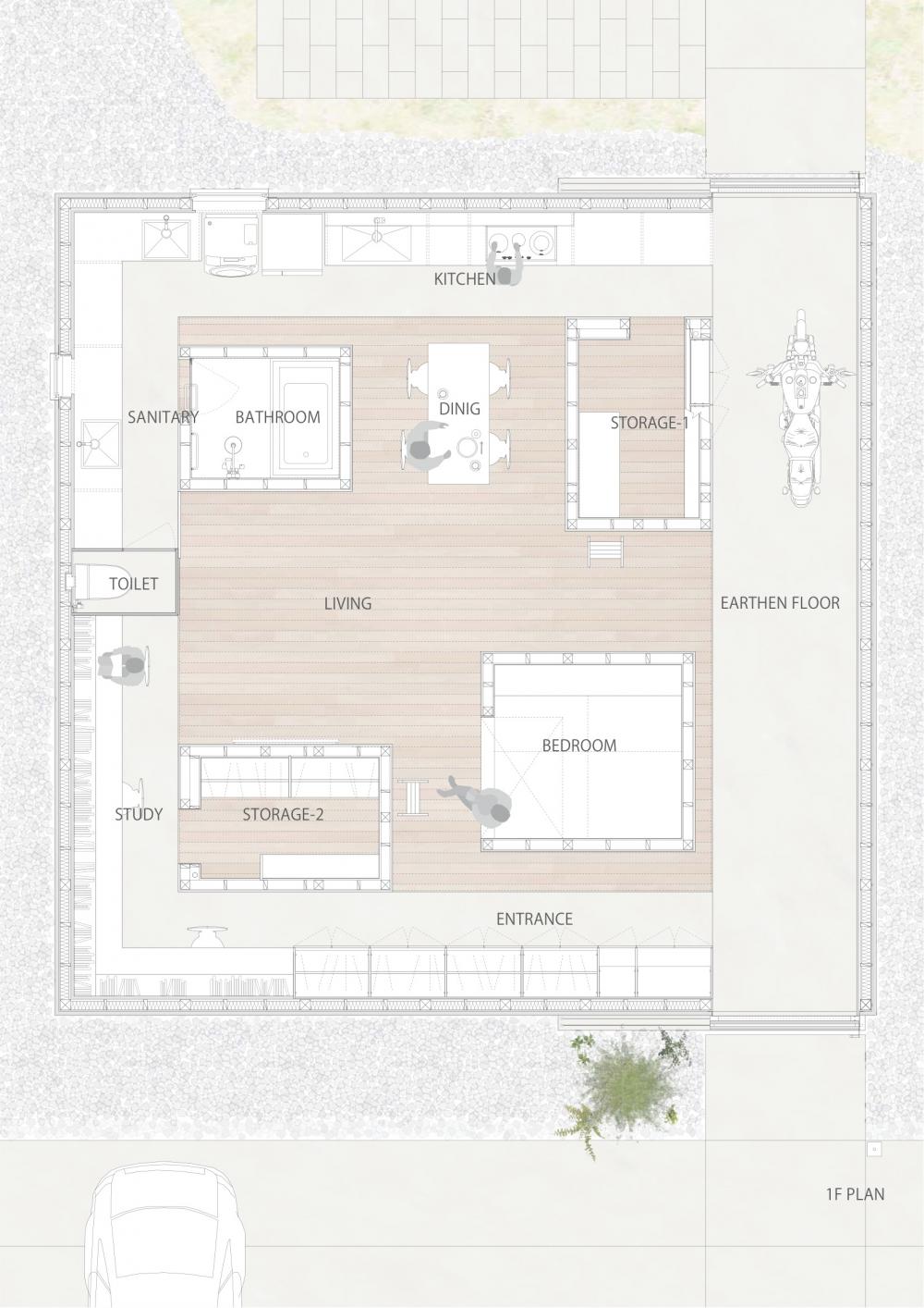 dom v japonskom dizajne