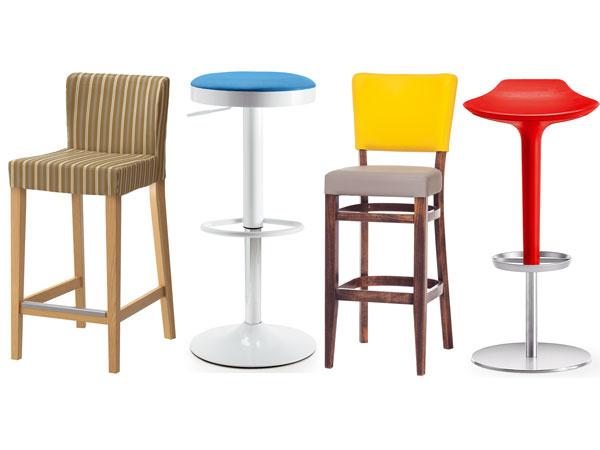 Vyberáme barové stoličky