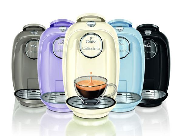 Domáce kávovary Tchibo Cafissimo – výborná káva v pohodlí domova