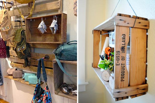20 tipov ako v domácnosti využiť drevené palety