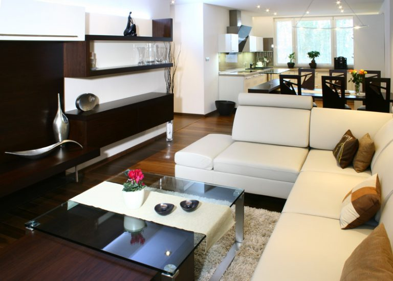 Premena bežného panelákového bytu na moderný priestor